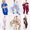 医学中国の製造の方法看護婦Uniforms/100%の綿はデザインをごしごし洗う