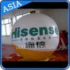 Balão de anúncio inflável popular do hélio da classe comercial para o tipo Promotioanl