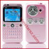 Rose QWERTY du portable Q99 de WiFi TV