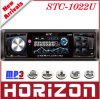 Örtlich festgelegter Verkleidungs-Auto-MP3-Player, STC-1022U MP3-Player für das Auto, Autoradio
