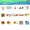 2-6 Years Olds (HC-242-1)のためのMontessori Mathematical Toy