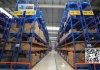 Cremalheira resistente da pálete do metal do armazenamento industrial de aço do armazém Q235
