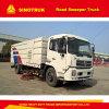 Dongfeng 7000 litres de route de camion de balayeuse