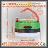 Batterie au lithium 3.7V4400mAh légère rechargeable imperméable à l'eau de la lumière S.O.S. de travail de 5W DEL