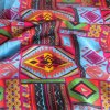 Тип Crepe напечатал ткань рейона для рубашки/платьев женщин