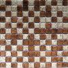 Mosaico di vetro dorato di arte di alta qualità (VMW3105)