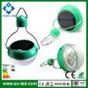 7つの明るいLEDs軽い作動したIP55は携帯用LED太陽夜ライトを防水する