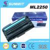 Laser Printer Toner Cartridge de la cumbre para Samsung Ml2250