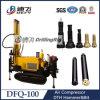 空気圧縮機、完全油圧制御システムが付いているDfq100 100m高く効率的なDTHのハンマーの掘削装置