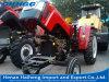 Tractor estupendo de la impulsión 125HP de la rueda del cambio de marchas 4 de Henan F12+R4