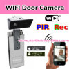 WiFi de PIR Door Camera avec $$etAPP Viewing sur iPhone/Android