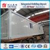 Camera modulare prefabbricata del contenitore del pacchetto piano