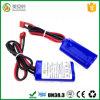 Облегченная и портативная батарея 7.4V 2200mAh