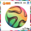 Pvc Colorful Inflatable Printing Ball voor Toy van Children (KH6-93)
