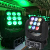 9*12W Matrix LED RGBW Moving Head Light für DJ Disco Party