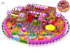 2015 Sale quente Forest Theme Amusement Naughty Fort para Children