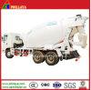 Bas de page de mélange de réservoir de ciment employé couramment semi/mélangeur concret de camion