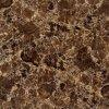 De donkere Tegel van het Porselein 6b003 van de Steen van de Kleur Bruine Volledige Opgepoetste