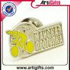 2D Insigne de Pin en métal avec le modèle de propriétaire