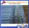 China-Fabrik-heißer eingetauchter galvanisierter Stahlmaschendraht-Zaun