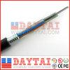 Antena al aire libre y conducto del cable óptico GYTS de fibra