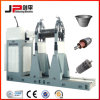 Machine de équilibrage horizontale pour le ventilateur, grand moteur, pompe jusqu'à 20000kg