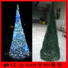 Van de LEIDENE van de Decoratie van Kerstmis de Kunstmatige Kerstboom Slinger van pvc