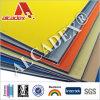Le revêtement en aluminium de mur couvre le conseil de publicité extérieur