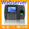 Бесплатное программное обеспечение часов времени опознавания фингерпринта Hf-U360