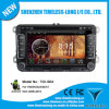 Car androide GPS para Volkswagen Tiguan (2007-2012) con la zona Pop 3G/WiFi BT 20 Disc Playing del chipset 3 del GPS A8