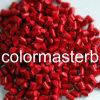 식품 첨가제 PVC 플라스틱 충전물 빨강 Masterbatch