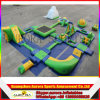 팽창식 Water Toys Park 또는 Slide를 가진 Inflatable Floating Water Park