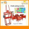 Zone blanche et Clolor Chalk Making Machine Popular Afica et en Asie