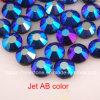 Ss10 Ss16 Ss20 Jet Ab DMC Rhinestone de cristal Hotfix para zapatos de tacón alto Adorno (HF-jet ab / 3A)