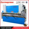 중국 공장 Wc67y 80t 4000 유압 구부리는 기계