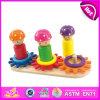 2014 het nieuwe Stuk speelgoed van de Hersenen van Jonge geitjes Houten, het Leuke MiniStuk speelgoed van de Hersenen van Kinderen Popualr, het Hete Stuk speelgoed W13e042 van de Hersenen van de Baby van de Verkoop Kleurrijke Houten