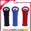 Refroidisseur chaud de bouteille du néoprène de vente avec la couleur de différence