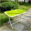 [هك-ت-د98] يطوي طاولة خارجيّة يخيّم طاولة زجاجيّة
