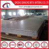 Preço Checkered galvanizado laminado a alta temperatura da placa de aço