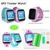 1.54 de '' telas de toque TFT caçoam o relógio do perseguidor do GPS com uma comunicação em dois sentidos
