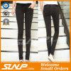 Dame-reizvolle Low-Rise Form-Ausdehnungs-dünnes Jeans-Kleiden
