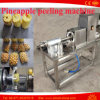 Écaillement semi-automatique d'ananas et faisceau creusant de Corer retirant la machine