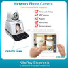 H. 264 da câmera video do IP do P2p WiFi da câmera do IP da fiscalização da câmera do CCTV do IP da compressão video câmera escondida sem fio do IP