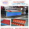 dach-Blatt-Strangpresßling-Zeile der 1040mm Breiten-UPVC/PVC Bambus