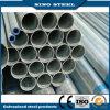 Sch10 tubo de acero galvanizado sumergido caliente de 4 pulgadas