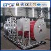 Caldeira térmica Patim-Montada do petróleo do combustível de petróleo pesado