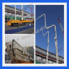 Тележка конкретного насоса машинного оборудования 8X4 52m 56m 58m строительной промышленности Jl-52/56/58M установленная тележкой