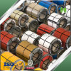 SGS는 고품질 PPGI 코일 Prepainted 직류 전기를 통한 강철 코일을 승인했다