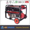 Macht Generator 6.5kw met Wheels