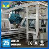 Bloque concreto de la depresión del cemento de la eficacia alta que forma la máquina